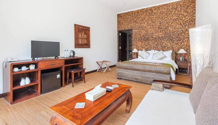 Kura Kura Resort Lombok - Guest room