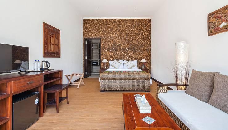 Kura Kura Resort Lombok - Room