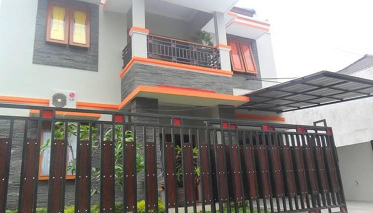 Simply Homy Guest House Ambarukmo 2 Yogyakarta - Tampilan Luar Hotel