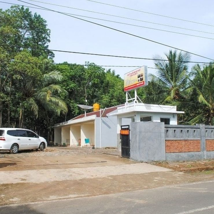 Setya Homestay Tanjung Lesung Pandeglang - Facade