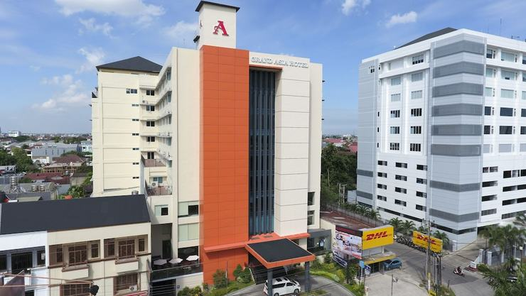 Grand Asia Hotel Makassar - Featured Image