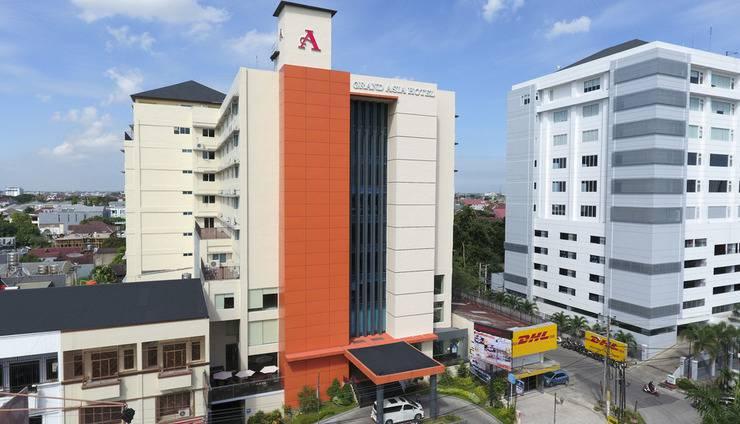Review Hotel Grand Asia Hotel Makassar (Makassar)