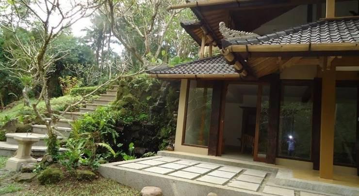 Villa Beji Indah Bali - Tampilan Luar