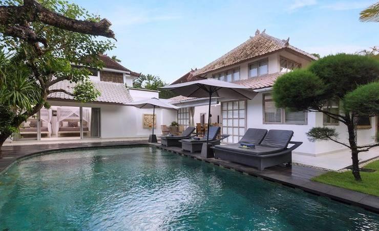 Amore Mio Villa Bali - Kolam Renang