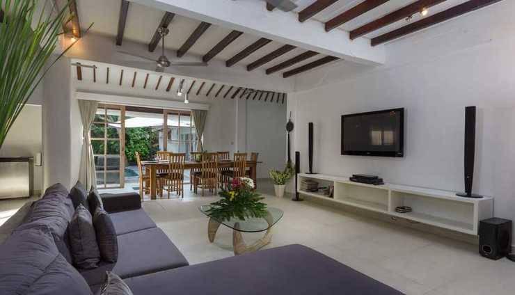 Amore Mio Villa Bali - Ruang tamu