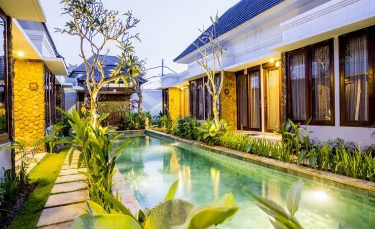 The Light Bali Villas Seminyak - Kolam Renang