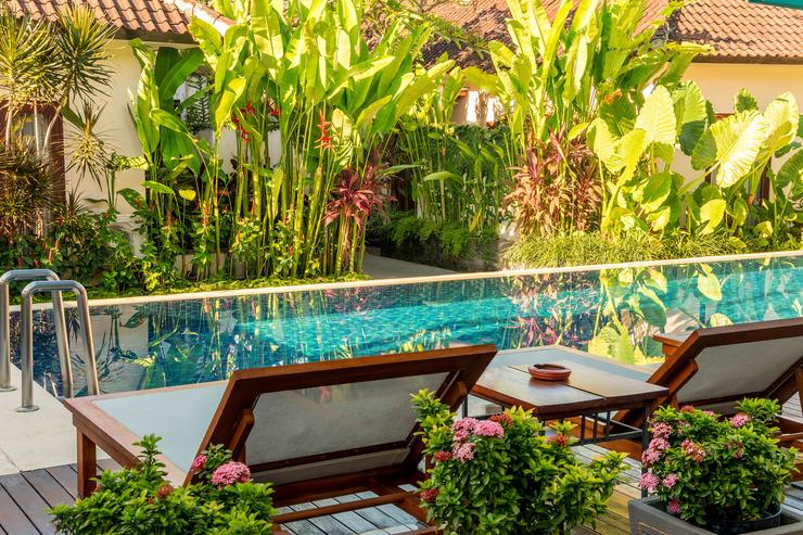 Rama Residence Petitenget Bali - Kolam Renang
