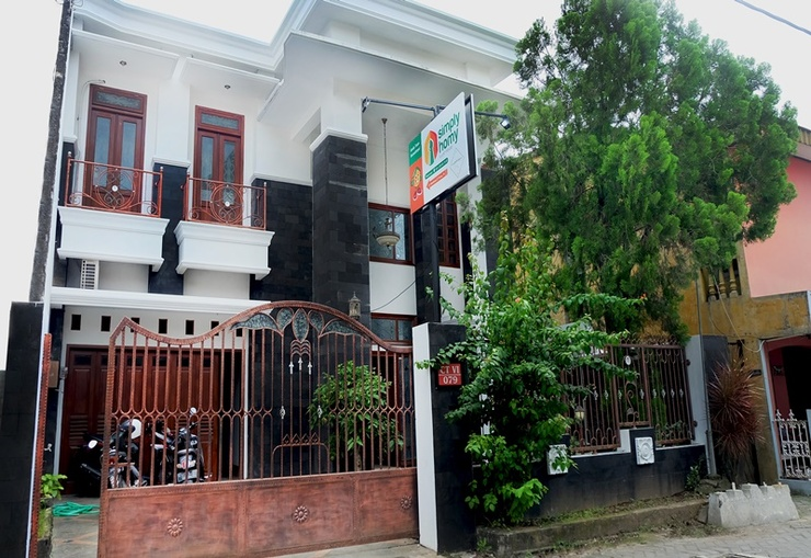 Simply Homy Guest House Unit UNY Samirono Yogyakarta - Exterior