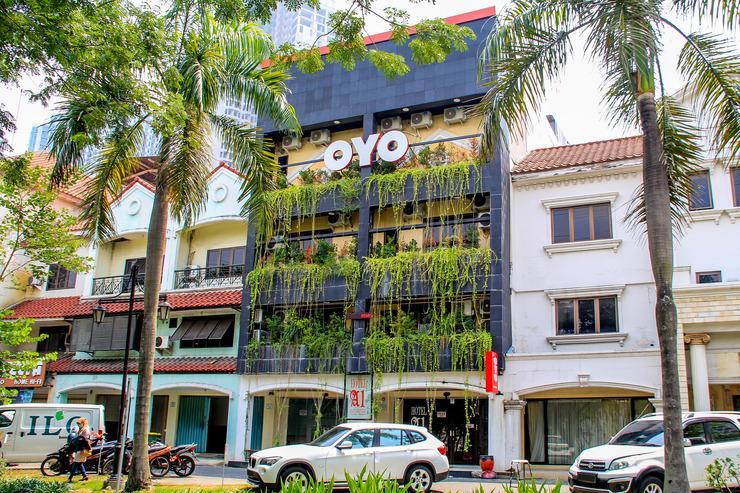 OYO 217 A1 hotel Surabaya - Facade