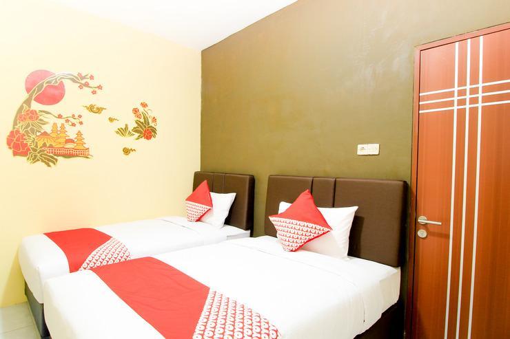 OYO 217 A1 hotel Surabaya - Bedroom