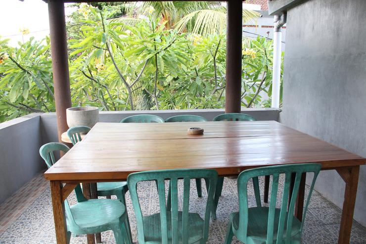 Airy Kuta Dewi Sartika Gang Nusa Indah 30 Bali - Restaurant