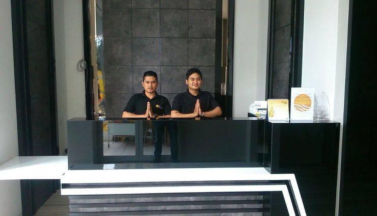 The Regia Dago Bandung - Front Office