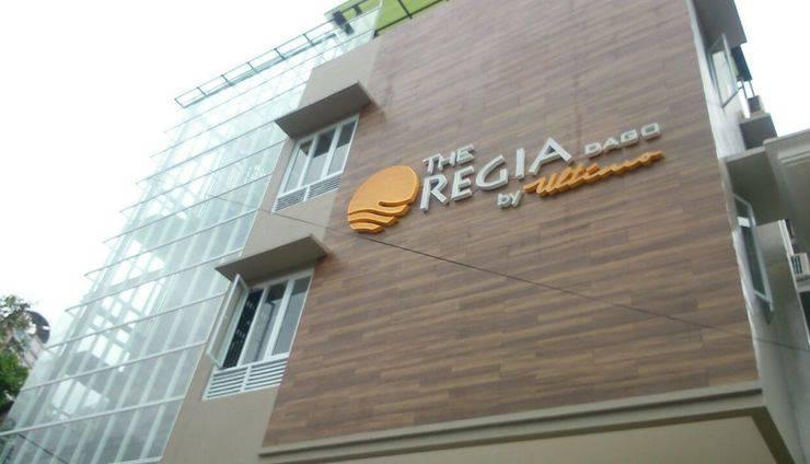 Alamat The Regia Dago - Bandung