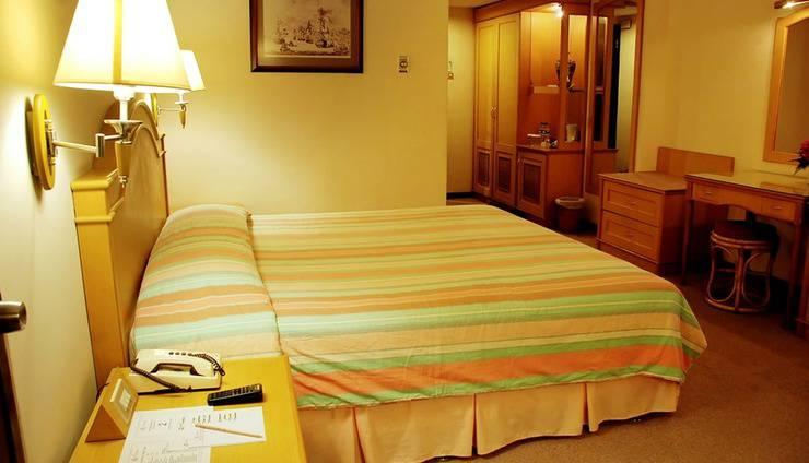 Hotel Sandjaja Palembang - Kamar