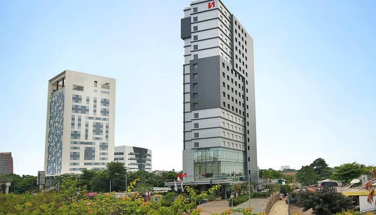 Swiss Belinn Simatupang Jakarta - facade 4