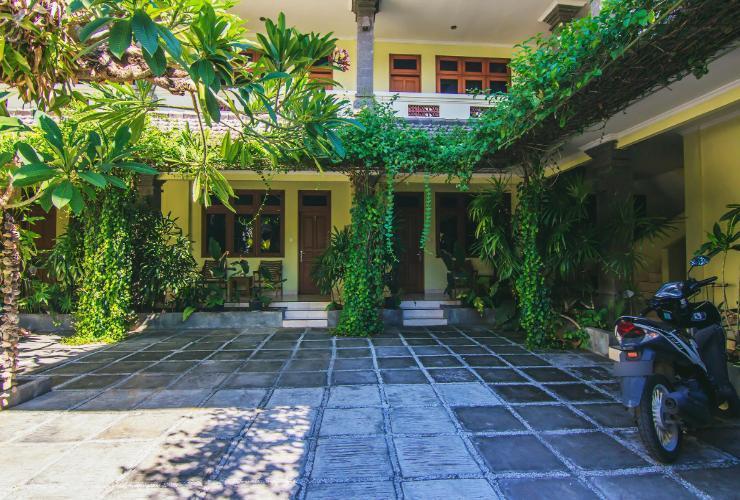 Puri Bunga Inn Bali - Puri bunga inn
