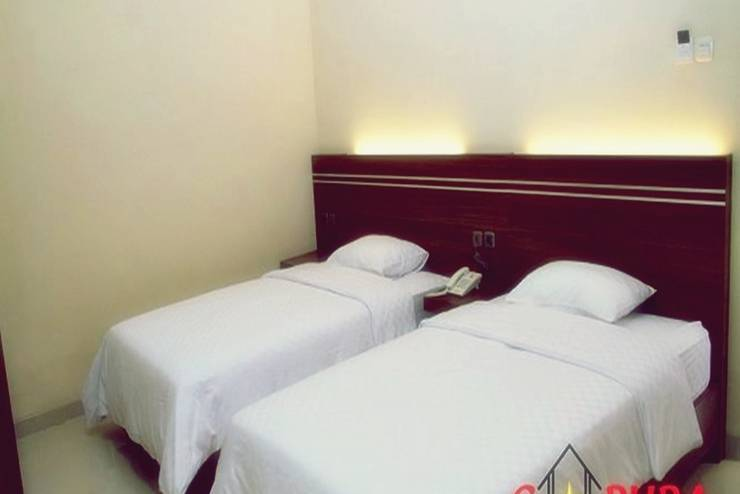 Gapura Residence Semarang - Executive Twin Bed Room