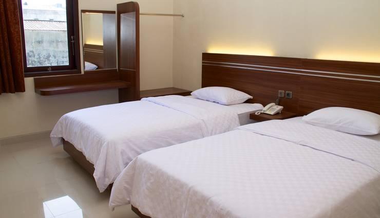 Gapura Residence Semarang - Deluxe Twin Bed Room