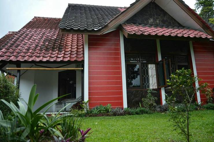Villa Bougenville type Red Rose Classic Cianjur - Appearance