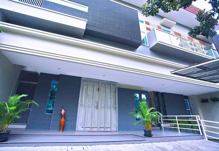 Blossom Residence Melawai - Exterior