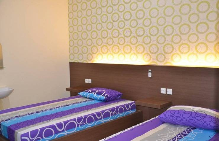 Oval Guest House Balikpapan - Kamar
