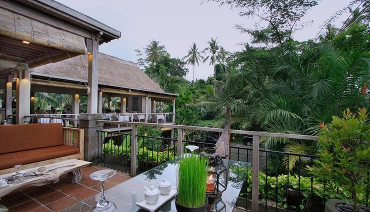 Puri Sunia Resort Bali - Restaurant