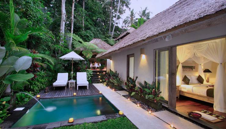 Puri Sunia Resort Bali - Private Pool Villa