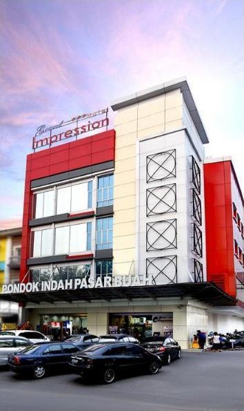 Grand Impression Hotel Medan - Exterior