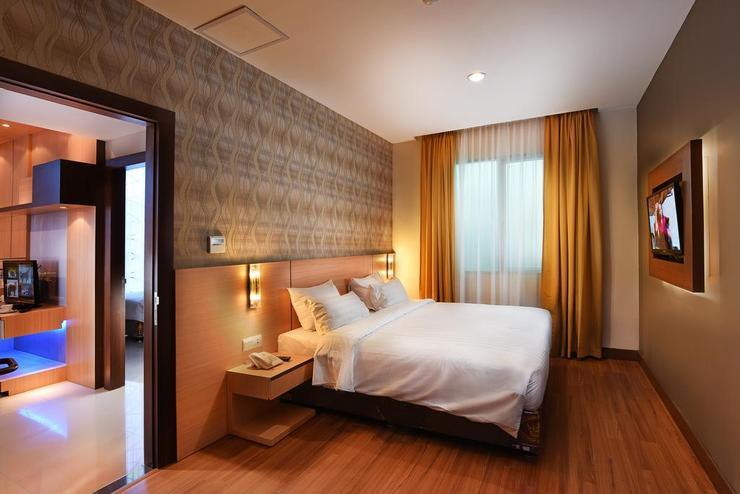 Grand Impression Hotel Medan - Guest room