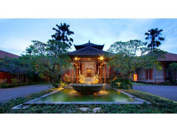 Keraton Jimbaran Resort Bali -