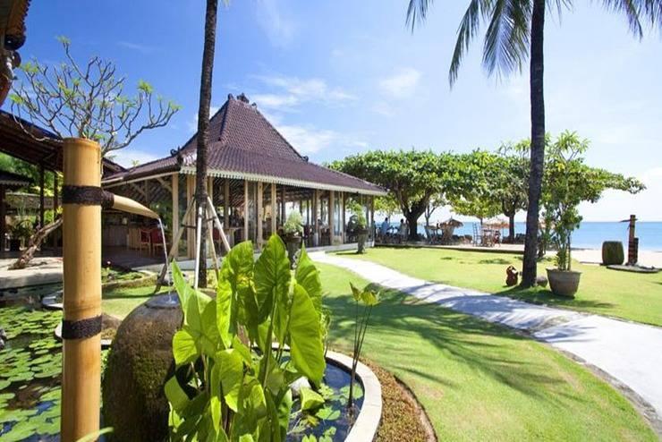 Keraton Jimbaran Resort Bali - Pemandangan
