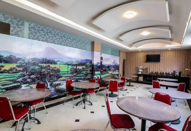 NIDA Rooms Makassar Andi Tonro - Restoran