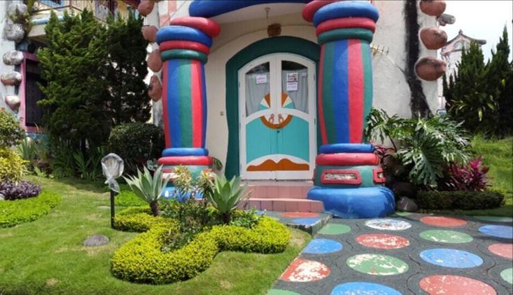 Villa MIKY Kota Bunga Puncak Cianjur - Exterior