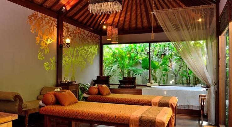 DISINI Luxury Spa Villa Bali - Perawatan spa