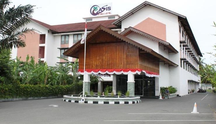 Oasis Atjeh Hotel Banda Aceh - Exterior