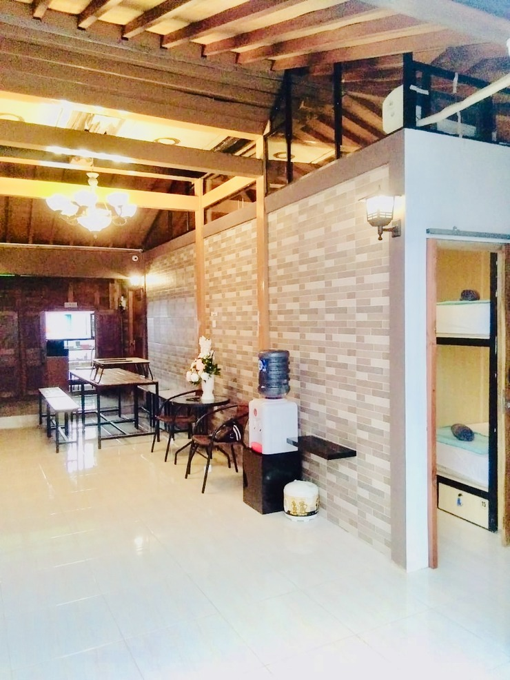 Kembang Gula Hostel Malioboro Yogyakarta - inside