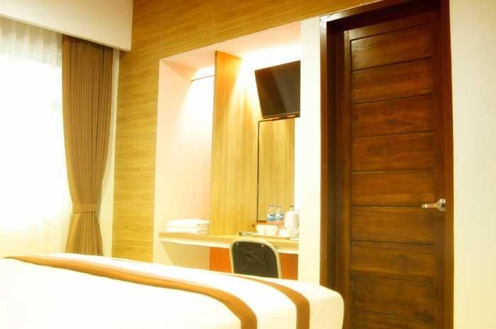 Bumi Makmur Indah Hotel Bandung - Bedroom