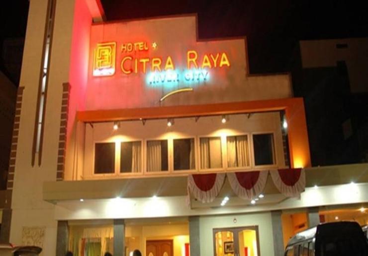 Citra Raya Hotel Banjarmasin - exterior