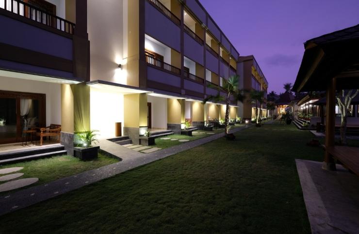 Sima Hotel Kuta Lombok Lombok - Exterior