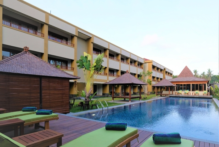 Sima Hotel Kuta Lombok Lombok - Hotel Profil