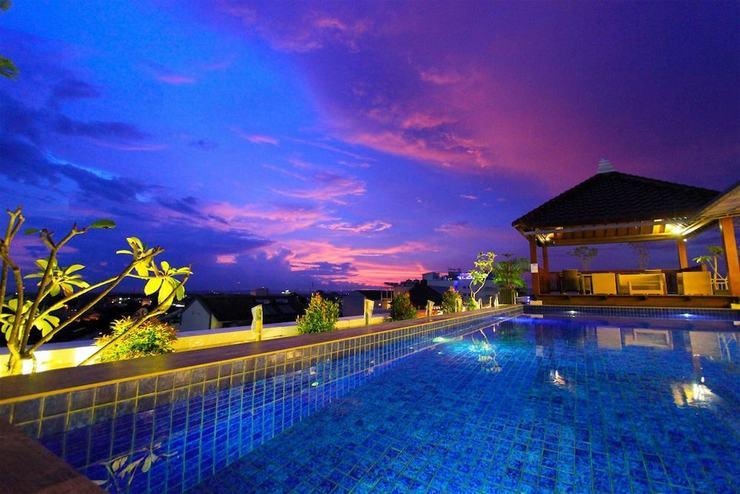Hotel Dafam Fortuna  malioboro - Pool
