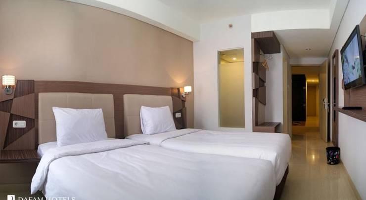 Hotel Dafam Fortuna  malioboro - Kamar tamu