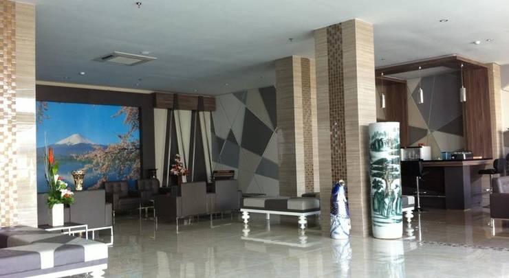 Hotel Dafam Fortuna  malioboro - Lobi