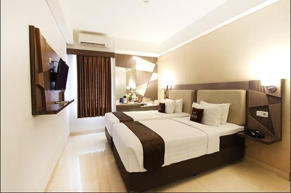 Hotel Dafam Fortuna  malioboro - Deluxe Room Twin Bed