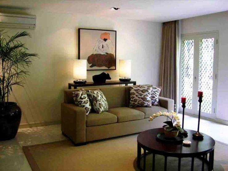 Graha Residen Surabaya - Living Room