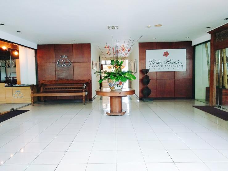 Graha Residen Surabaya - Lobi