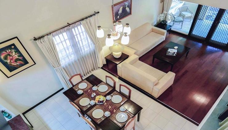 Whiz Residence Darmo Harapan Surabaya Surabaya - Ruang Tamu