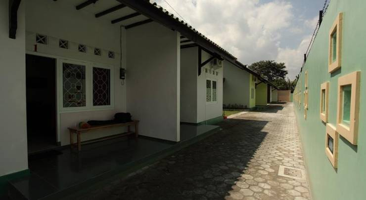 Uno Guesthouse Yogyakarta - Teras