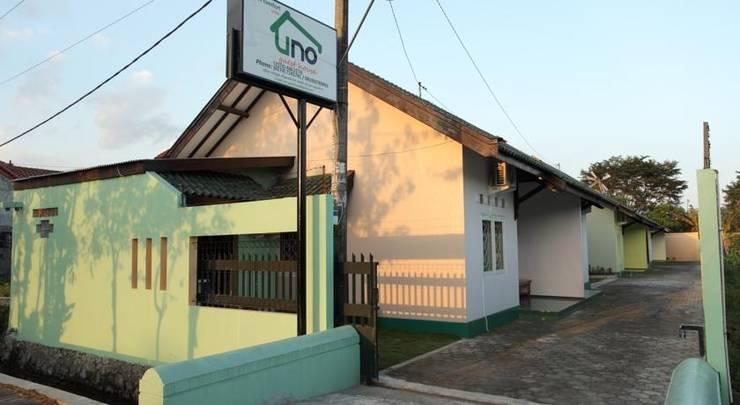 Uno Guesthouse Yogyakarta - Tampilan Luar