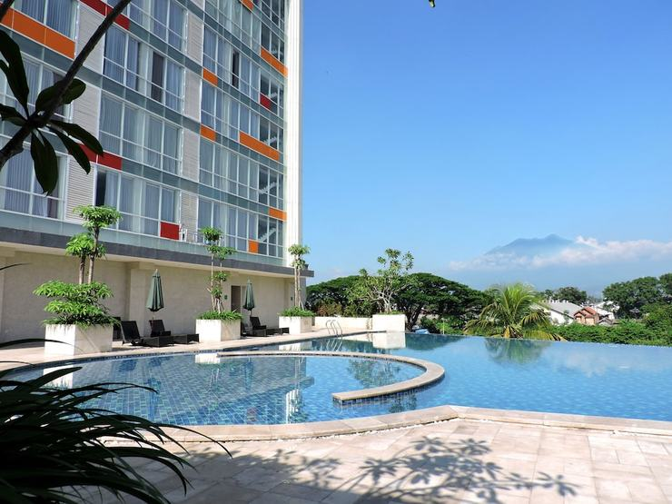 The Balava Hotel Malang - Pool